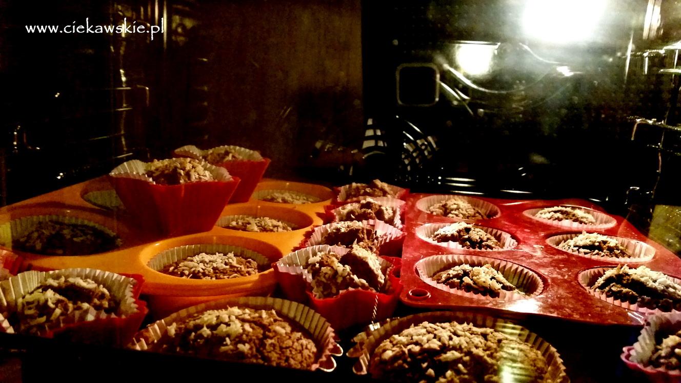 muffinki czekoladowo kokosowe_5