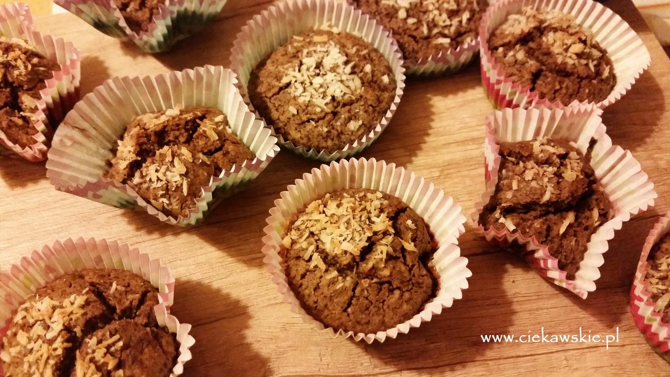 muffinki czekoladowo kokosowe_6
